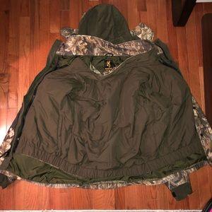 07599aae5753c Browning Jackets & Coats - Men's Browning Hydro Fleece 4-in-1 Parka